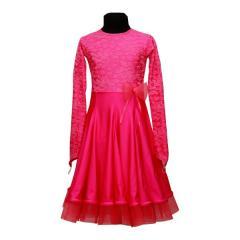 Рейтинговое платье (бейсик) Модель 502