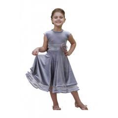 Рейтинговое платье для танцев (бейсик) Модель 505
