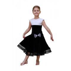 Рейтинговое платье для танцев (бейсик) модель 523