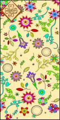 Салфетка ТМ Luxy Mini 33х33 см декор 3 слоя,10шт Декоративные цветы 4820164962602