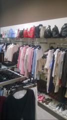 Стенды, стойки, кронштейны, вешала для магазинов одежды