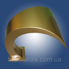 Водопад Виктория Metallic Gold