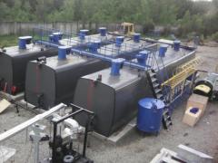Modifikované asfaltové zásobníky