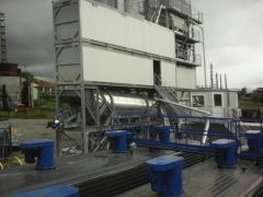 Skladovací nádrže pro živice upravená polymerů