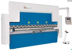 Гидравлический листогиб с ЧПУ - AHK Eco 2560 CNC