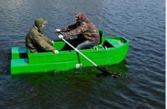 Стеклопластиковая лодка - Стиглайн
