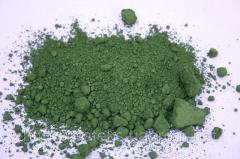 Окись хрома (зеленая)