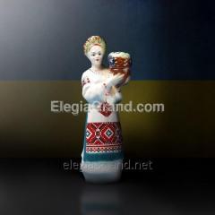 Bottle for Kiev resident vodka