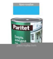 Эмаль алкидная ярко-голубая ПФ-115 2,8кг Paritet