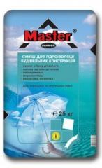 Смесь для гидроизоляции Барьер 25,0кг Master 1/54