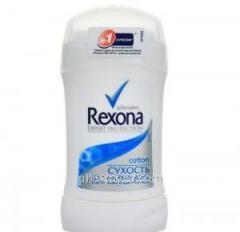 Dexorant stick Rexona 40g żeński Comfort len 1/6