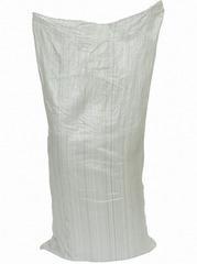 Мешок полипропиленовый 105*55см 50кг белый Украина