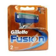 Wkład Gillette Fusion 2 szt. 1/12