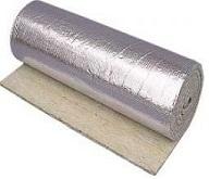 Базальтовая вата 35 плотность 50*1000*5000мм рулон фольга Nobasil LSP35 5м.кв./0,25м.куб. Knauf Insulation 1/18