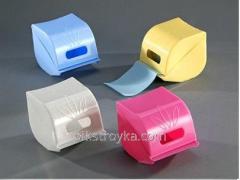 Holders for toilet paper