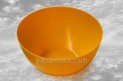 1,5 l plastový talíř kulatý Ø 175 mm konsensus 1/10
