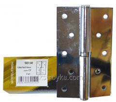 Pętla wymienna 9015 120 * 75 * 2,5 mm lewa CP-chrom Lex 1/1