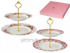 Plates and dishes for fruits