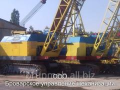 Краны гусеничные МКГ-25БР, г/п 25 тонн Киев.