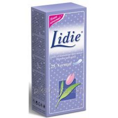 Hygienische Binden für Frauen