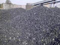 Угли каменные, Уголь сортовой марки АО