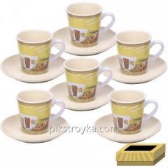 Сервізи чайні, кавові