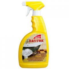 Засіб для чищення сантехніки
