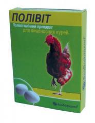 Купить Поливит. Поливитаминный препарат для яйценосных курей.