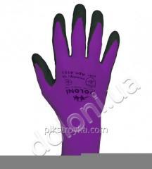 Handschoenen werknemers