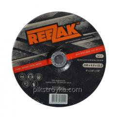 Cerchi e dischi per il taglio, la rettifica, la rettifica, la segatura