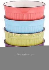 Nastavit салатников 4pr. 650 ml keramika VaBene 1/1