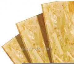 Tấm gỗ dăm bào định hướng OSB