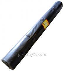 Пленка строительная черная 80 мкр 1,5*100м Союз