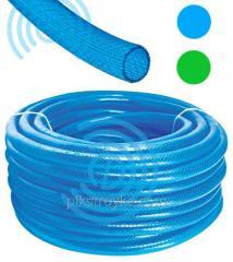 Ø3/4 hadice 50 m 3 õ slojnnyj, zelené, modré Silicon ekonomika Evci Plastik 1/1