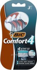 Станок Bic Comfort*4 3шт 1/20