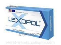 Lexopol (Лексопол) - капсулы для потенции