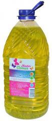 Tekuté mýdlo Master čistič 5000 ml žlutá 1/1