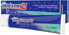 Pastas de dentes