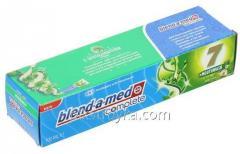 Зубная паста Blend-a-med 100мл Комплекс с ополаскивателем свежесть трав, мята и тмин 1/6/24