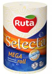 Ręcznik papierowy Ruta 1szt Selecta Mega roll 1/20