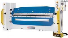 Гидравлический листогибочный станок - HBM 3165