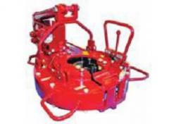 Ключ подвесной трубный КПТ-2