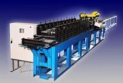 Линия для производства электросварной трубы