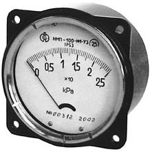 Naporomera (draft gage differential pressure gage)