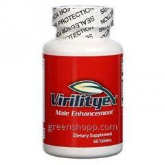 Virility EX (Вирилити Экс) - капсулы для роста пениса
