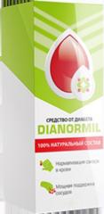 Капли от диабета Dianormil (Дианормил)