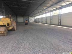 Betonowe posadzki przemysłowe