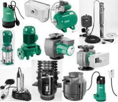 Pumps industrial and spare parts to them Cherkasy,