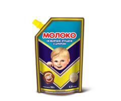 Сгущённое молоко 8,5% (ПМКК) 20*200гр. д/п