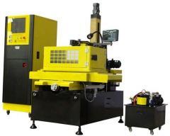 Maskiner elektroerosions-
